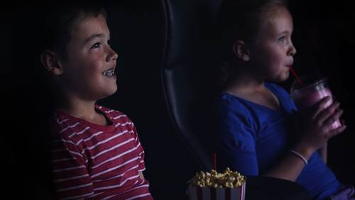 School Holiday Fun at Event Cinemas