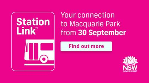 Plan Your Trip with Station Link