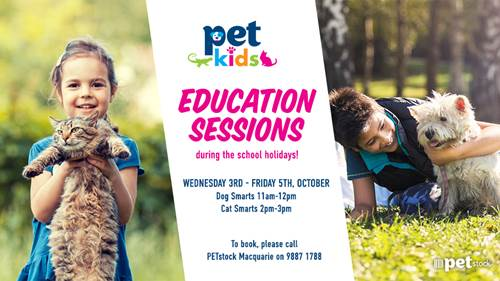 PETKids Education Sessions