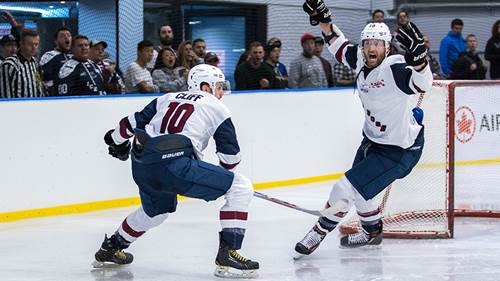 Ice Hockey Season Is Back!